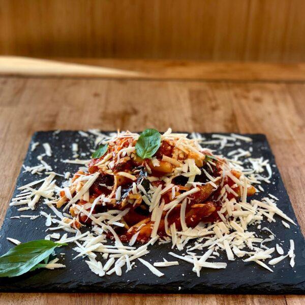 Norma-melanzane-ricotta salata-Salice Group