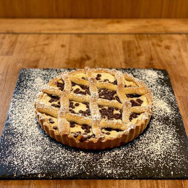 Crostata-ricotta-cioccolato-Salice Group