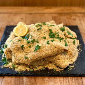 cotolette-petto di pollo- Salice Group